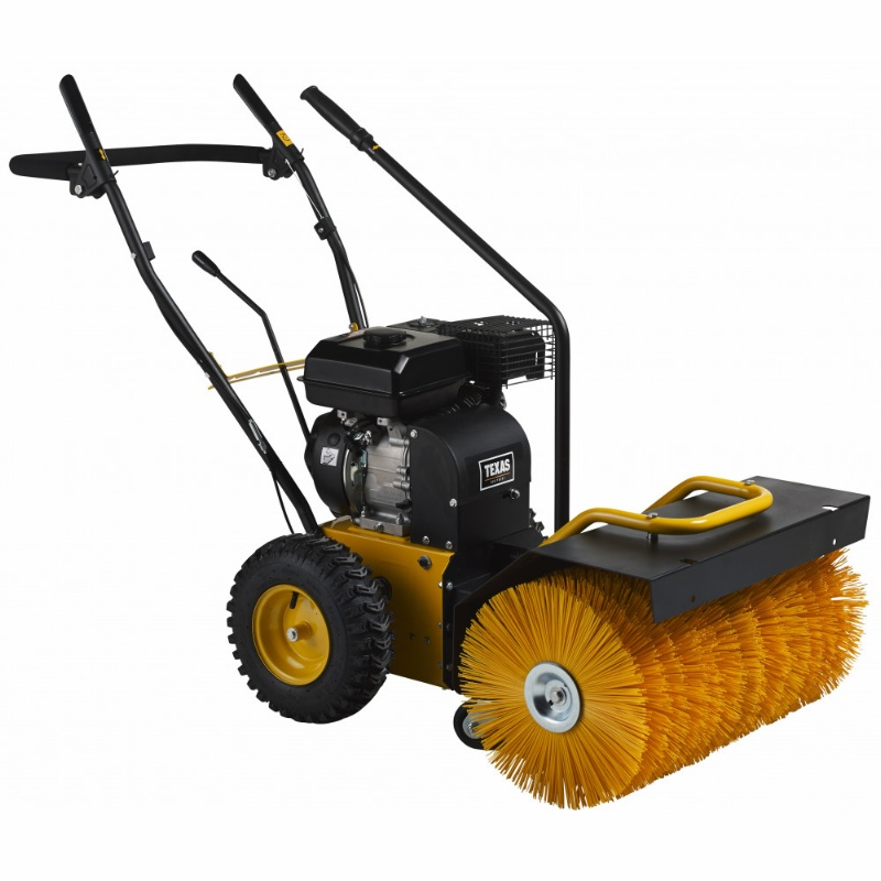 Matura rotativa Texas Handy Sweep 650TG - 6.5 CP, latime 60cm